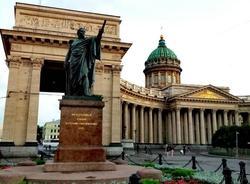 «Яндекс» выяснил, что почти половина памятников Петербурга посвящена войне