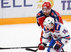 СКА обыграл московский ЦСКА со счётом 4:1