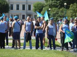 Празднование Дня ВДВ в Петербурге пройдет без массовых мероприятий