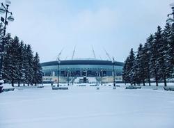 Смольный: Стадион на Крестовском имеет три официальных названия