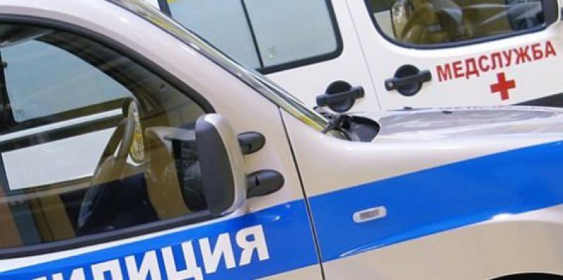 """В Ленобласти полицейский пострадал в столкновении двух """"Мицубиси"""""""