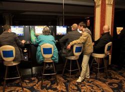 В Кировском районе полицейские изъяли игровые автоматы