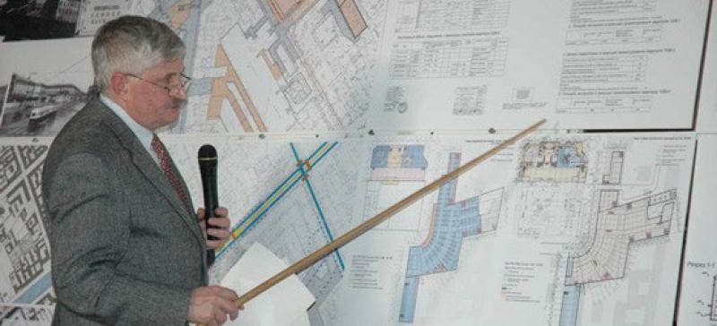 За право реконструировать Сенную площадь поборются три компании