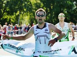 В Петербурге вновь пройдут международные соревнования по триатлону