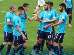 «Зенит» обыграл австрийский «Грассхоппер» в товарищеском матче