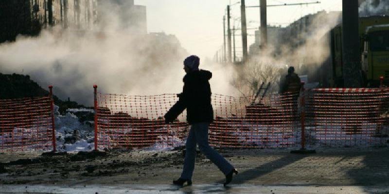 В Петербурге выявлены 200 аварийно-опасных участков теплосети