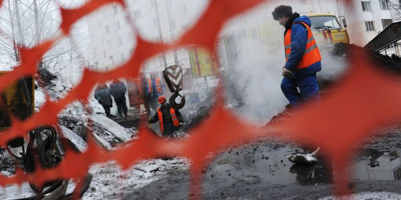Движение по площади Труда восстановлено в полном объеме