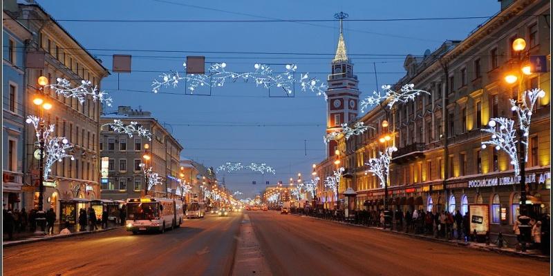 Часть Невского проспекта может превратиться в бульвар