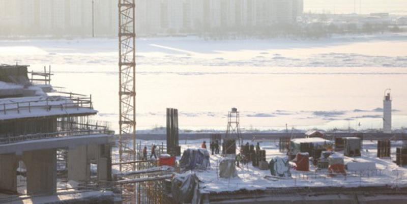 В 2014 году Петербург выделит на строительство «Зенит-Арены» 8,28 млрд рублей