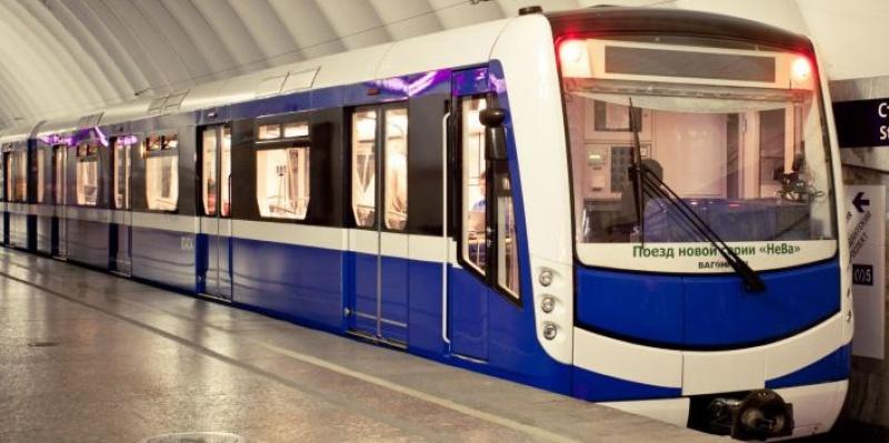 Петербургский метрополитен закупит 15 поездов за 6,7 млрд рублей