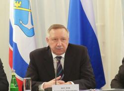 Беглов предупредил Медведева о возможном транспортном коллапсе в Петербурге