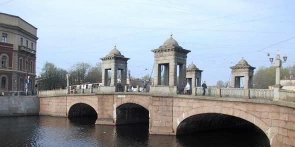 Старо-Калинкин мост открылся для движения