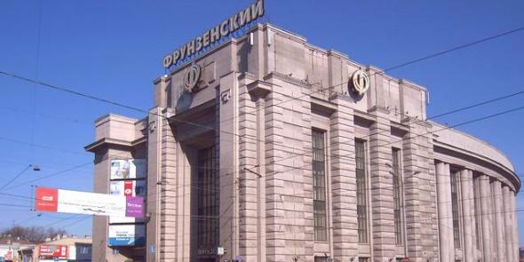 В здании Фрунзенского универмага разместится бизнес-центр