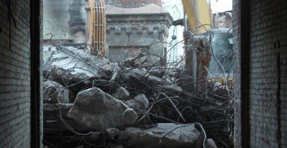 Активисты: на Петроградке могут снести здание фабрики Мельцера