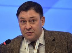 ВХерсоне поделу огосизмене арестовали главного редактора «РИА Новости Украина» Вышинского