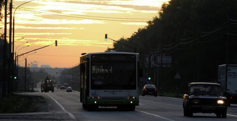 Ночные автобусы в Петербурге регулярно начнут ходить с 1 мая (СХЕМА)
