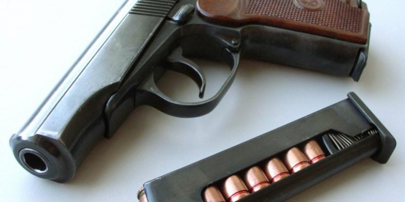В Петербурге женщина оставила в банковской ячейке пистолет