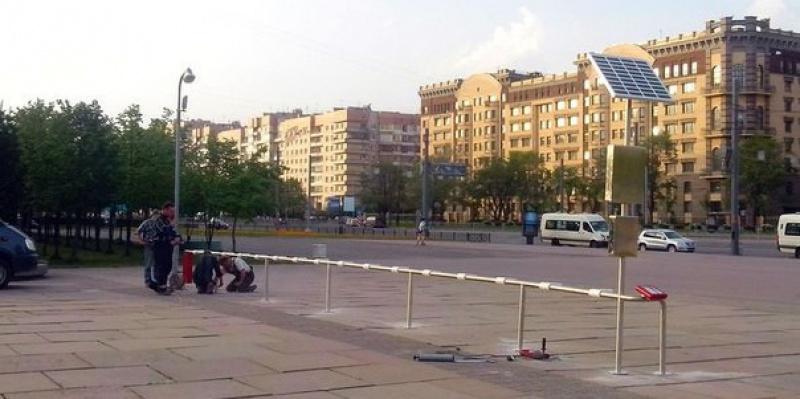 В Петербурге установят 146 велопарковок