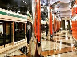 Станция метро «Беговая» вновь «замироточила»