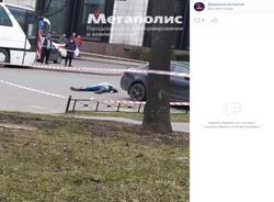 В Московском районе на отца и сына неизвестный напал с ножом
