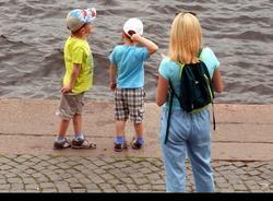 Петербург возглавил рейтинг городов России для отдыха с детьми