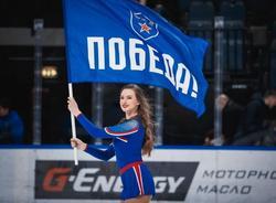 СКА одолел ярославский «Локомотив» со счетом 5:4