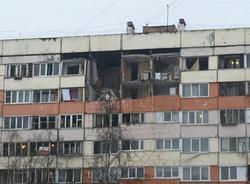 В Петербурге взорвался жилой дом на проспекте Народного Ополчения