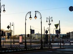 Велогонка La Strada перекрыла движение по 57 петербургским адресам