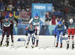 Российские лыжники завоевали две бронзовые медали Олимпиады