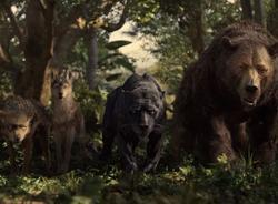 Вышел трейлер нового «Маугли» с Камбербэтчем, Бланшетт и Бэйлом