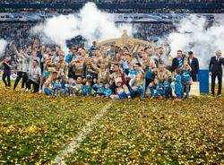 Картина дня: чемпионский парад «Зенита» и иски петербургского «Водоканала»