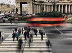 Любое время старта и любой маршрут: в Петербурге 9 октября пройдёт забег для умных бегунов