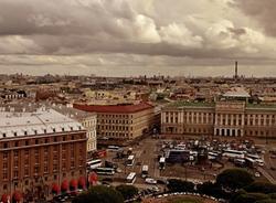 Власти Петербурга намерены ввести локдаун с 30 октября