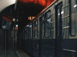 Петербургское метро объяснило отсутствие в подземке туалетов и урн