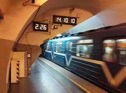 Картина дня: отключение света в метро и открытие Банковского моста