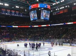 СКА обыграл московское «Динамо» со счётом 2:1