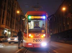 Итоги конкурса по строительству скоростного трамвая до Шушар могут отменить