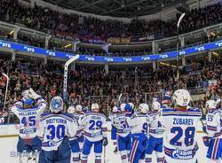 СКА завершил игру в хоккейном сезоне 2018/19