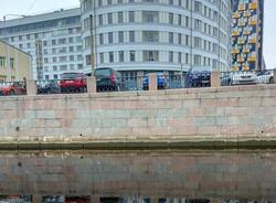 Набережную Смоленки отремонтируют за 80 млн рублей до сентября 2019 года