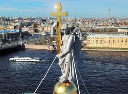 В Петербурге 12 июля будет тепло и немного ветрено