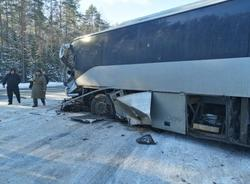 Картина дня: авария в Ленобласти и новые вагоны метро