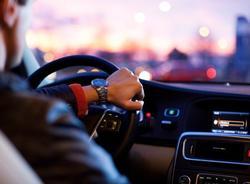 В час пик на дорогах Санкт-Петербурга подросли пробки