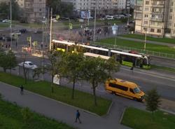 Картина дня: вице-губернаторы Петербурга, пожар в трамвае и филиал «Сколково»