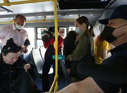 В Петербурге продолжают усиливать контроль за соблюдением антиковидных мер