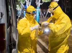 Картина дня: главные новости о коронавирусе в России и Петербурге за 15 мая