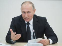 Штаб Путина собрал необходимые для выдвижения в президенты подписи