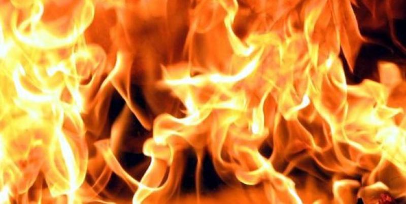 В Колпино в многоэтажке сгорела кабина лифта