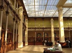 В здании Главпочтамта может появиться культурное пространство