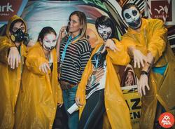 В MazaPark 2 ноября отпразднуют самый страшный Halloween в Петербурге