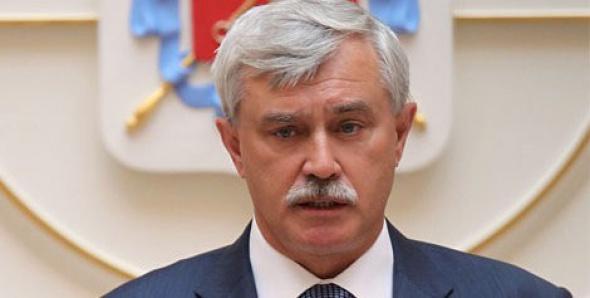 Пресс-секретарь Полтавченко: губернатору не хватило полномочий